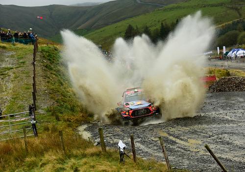 WRC 2019 Galles. Ott Tanak e Toyota Spietati! (3)