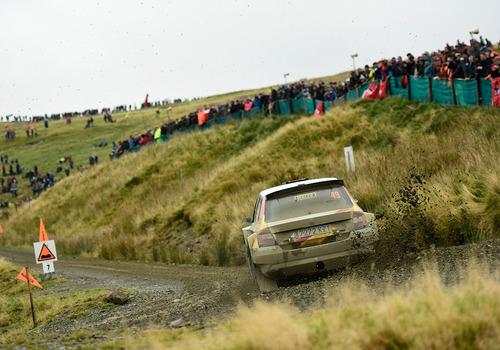 WRC 2019 Galles. Ott Tanak e Toyota Spietati! (5)