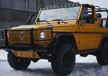Mercedes Class G: negli USA c'è chi la rende ancora più cattiva
