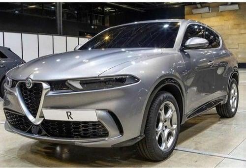 Alfa Romeo Tonale: nuove foto inedite