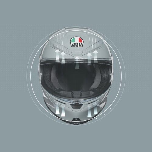 AGV K6: nuovo casco sport-touring  (7)