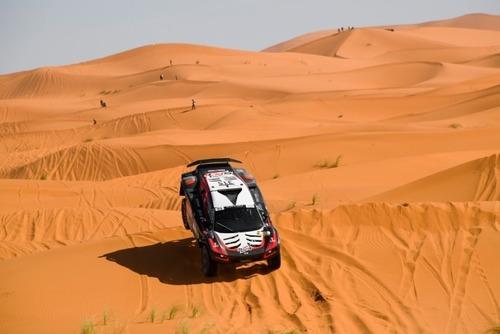 Rally del Marocco. Andy Short per doppietta Husqvarna, Giniel de Villiers per conferma Toyota (7)
