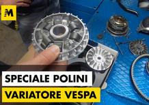 Polini. Come elaborare il variatore della Vespa GTS300. Puntata 5