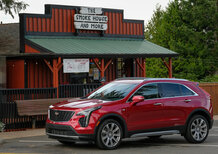 Cadillac XT4: arriva in Italia il SUV all'americana che sfida Q3 [video]