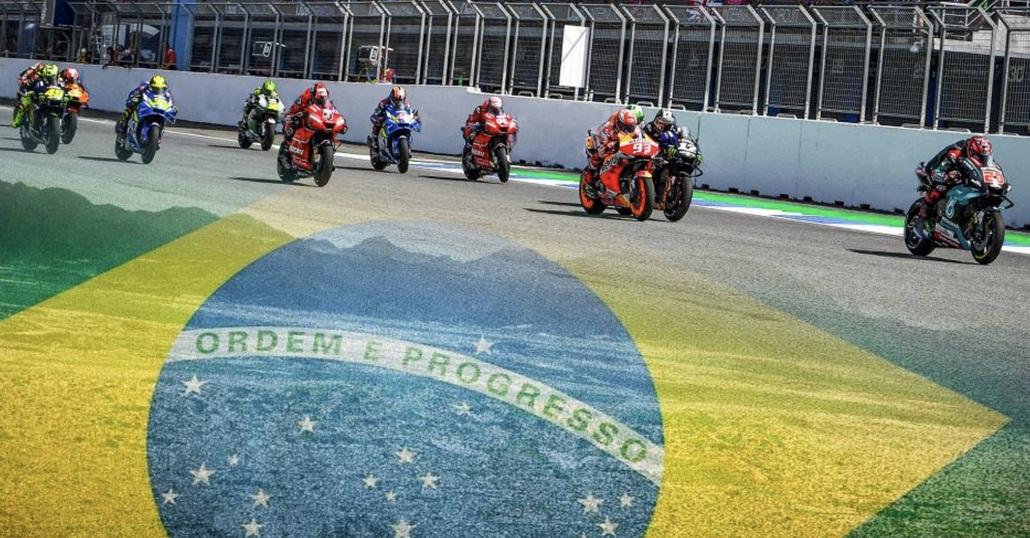 La MotoGP torna in Brasile nel 2022