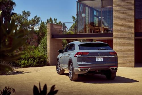 Volkswagen gamma SUV 2020: dopo Touareg viene Teramont? (5)