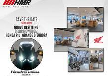 Honda Moto Roma: festa grande il 18 ottobre