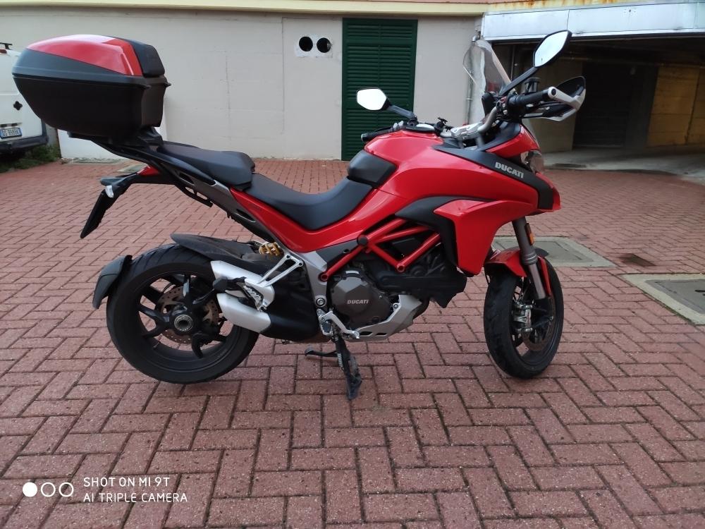 Ducati Multistrada 1200 S (2015 - 17)