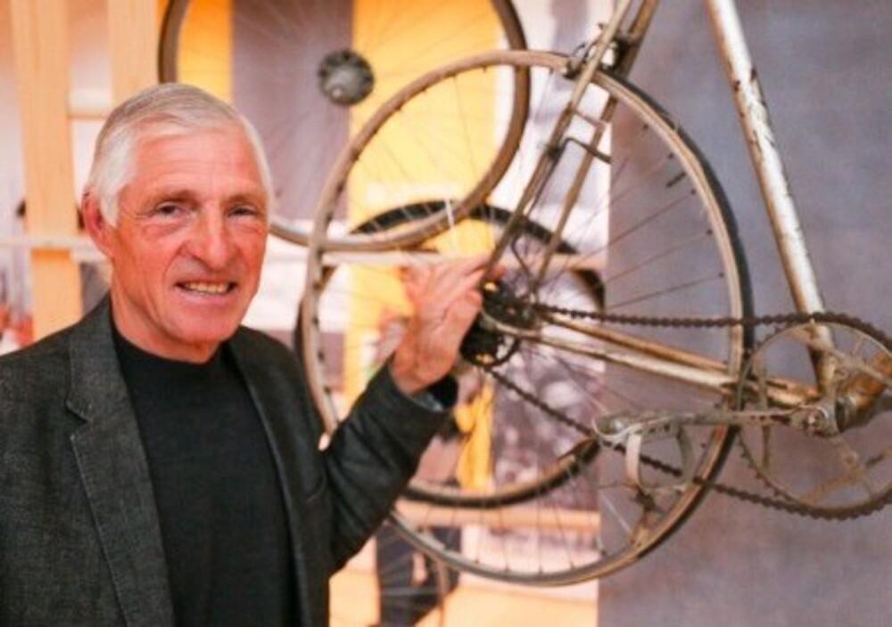 """Francesco Moser: """"La bicicletta elettrica è una grande invenzione"""""""