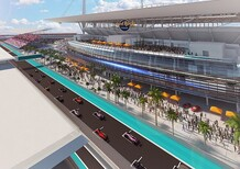 F1, nel 2021 il GP di Miami all'Hard Rock Stadium?