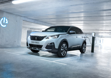Peugeot 3008 e 508 Plug-in Hybrid: ecco il listino prezzi