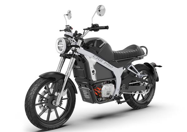 Horwin CR6 Pro, la moto elettrica con le marce