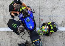 MotoGP 2019. Rossi: Abbiamo sempre lo stesso problema