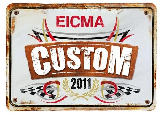 EICMA 2011. I big di Custom City