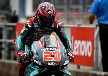 MotoGP 2019. Quartararo è il più veloce nelle FP2 a Motegi