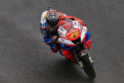 MotoGP 2019. Marc Marquez in pole position a Motegi (6)