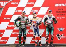 MotoGP 2019 in Giappone. Le dichiarazioni dei piloti dopo le QP