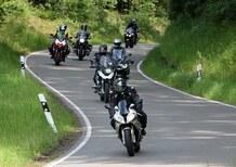 Le moto più vendute in Germania: BMW GS stacca tutte