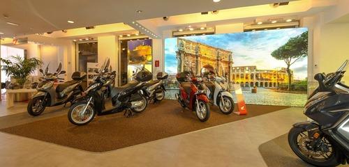 Dream Dealers: il nuovo look dei concessionari Honda (6)