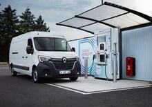 Renault Kangoo e Master: in arrivo gli elettrici a idrogeno