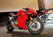 Nuova Ducati Panigale V4 MY 2020: video, foto, dati e prezzi