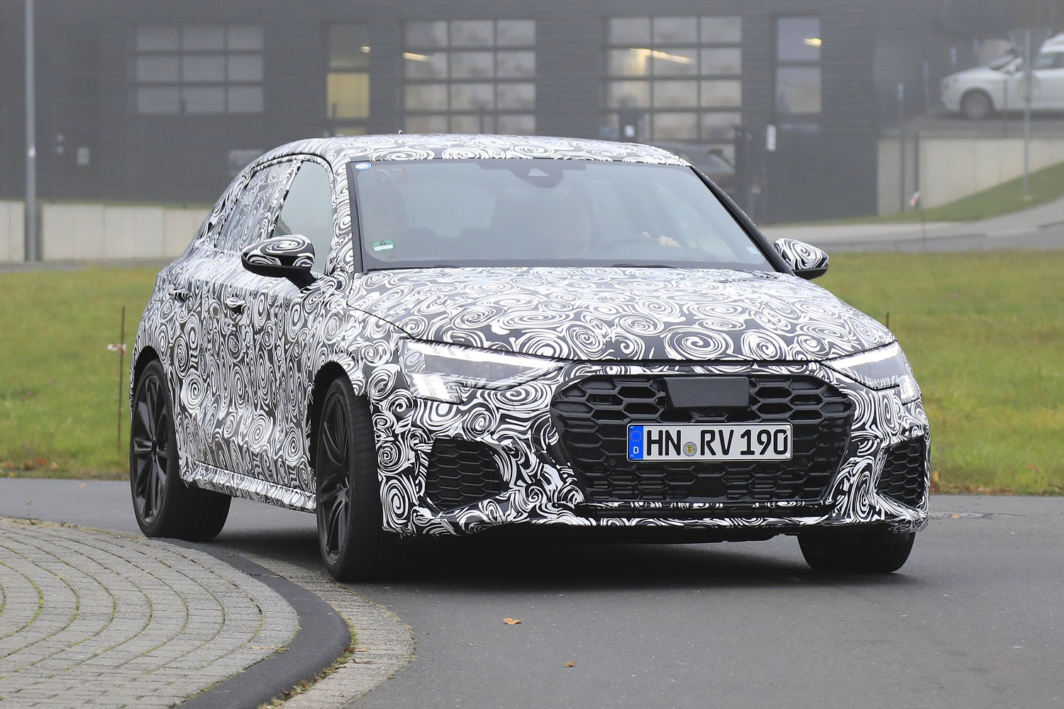 Audi RS3 2020, le foto spia - News - Automoto.it