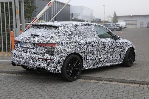 Audi RS3 2020, le foto spia (9)