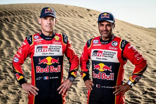 Dakar 2020. Toyota Gazoo Racing Cala il suo Poker. Alonso Ufficiale (8)