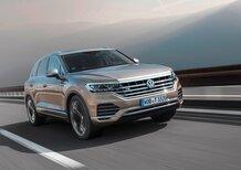Volkswagen Touareg R, in arrivo il SUV ibrido plug-in