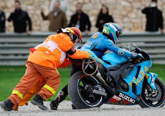 Suzuki si ritira dalla MotoGP: non ancora ufficiale, ma praticamente certo