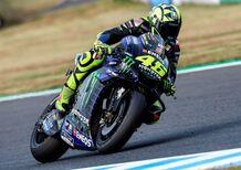 """MotoGP 2019 Australia. Rossi: """"Va meglio del previsto"""""""