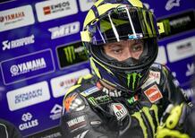 MotoGP 2019 Australia. Valentino Rossi: Solo 8°, ma più vicino ai migliori