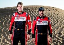 Dakar 2020. Toyota Gazoo Racing: Marc Coma dice di Fernando Alonso