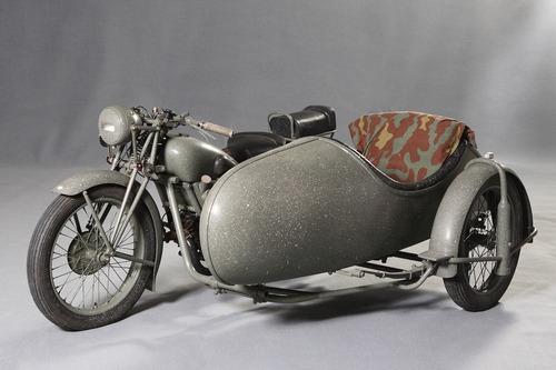 Cingoli: il Museo del Sidecar, e non solo (4)