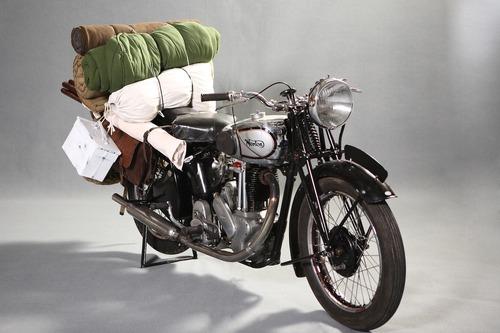 Cingoli: il Museo del Sidecar, e non solo (6)
