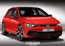 Volkswagen Golf 8 GTI senza superbollo? Eccola [Foto Gallery]