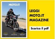 Magazine n° 400, scarica e leggi il meglio di Moto.it