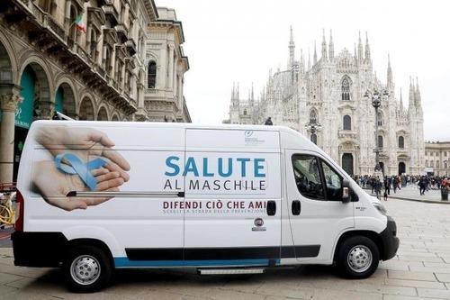 Fiat supporta il tour 2019 dedicato alla Salute Maschile: non solo prostata [intervista] (2)