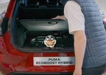 Ford: scherzetto di Halloween sulla nuova Puma [Video]