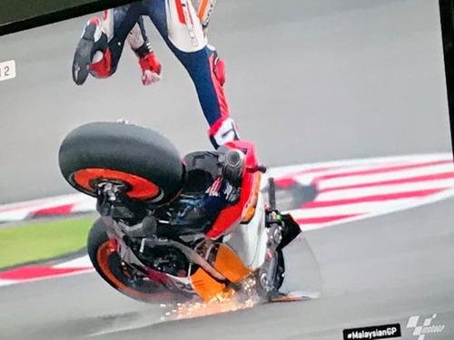 MotoGP 2019. Marc Marquez: Non volevo dare fastidio a Quartararo (6)