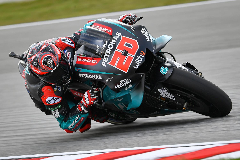 MotoGP 2019. Fabio Quartararo in pole a Sepang