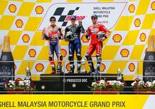 LIVE - Il GP 2019 della Malesia. I commenti dei piloti