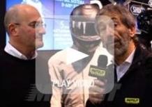 Vittorio Cafaggi (Dainese): D-air protegge il 75% in più di un paraschiena