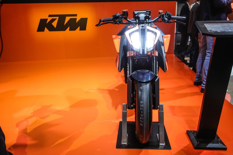 KTM a EICMA 2019: tutte le novità