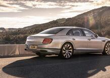 Nuova Bentley Flying Spur 2020: il top del british su 4 ruote (motrici e sterzanti) è qui