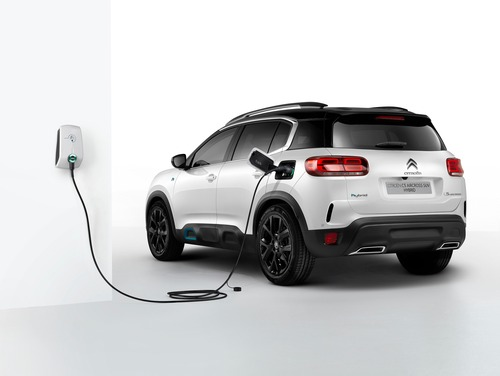 Citroen C5 Aircross, ora è anche ibrida plug-in (2)
