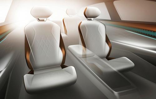 Volkswagen ID. Space Vizzion, debutto a Los Angeles (5)