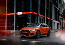 Audi A1 Citycarver: gioca a fare la SUV ma in realtà... [Video]