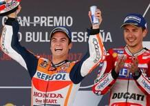 MotoGP: Campioni tritati da Marquez