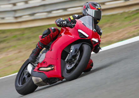 Ducati Panigale V2. Piccola Superbike